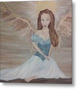 The Clearing After The Wind Dance Metal Print
