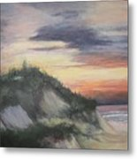 The Cliffs Metal Print