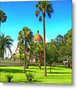 The First Baptist Church Of Tampa  Metal Print