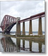 The Forth - Scotland Metal Print