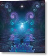 The Gift Of Grace Metal Print