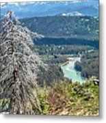 The Grande Tetons Metal Print