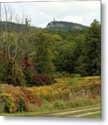 The Gunks Metal Print