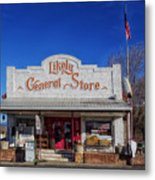 The Likely General Store - California  Metal Print