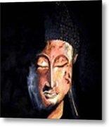 The Madas Buddha Metal Print