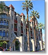 The Mission Inn  Metal Print