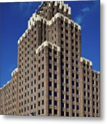 The National Archives Building - St Louis Metal Print