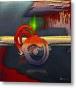 The Night is Young Metal Print