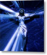 The Passion Of Christ Xvi Metal Print