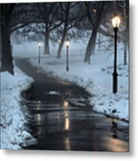 The Path Metal Print by JC Findley