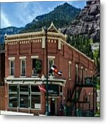 The Silver Nugget Restaurant Metal Print