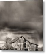 The Smell Of Rain Metal Print by JC Findley