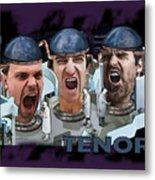 The Three Tenors Metal Print