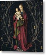 The Virgin Of The Dry Tree Metal Print