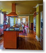 Thomas Kitchen Metal Print