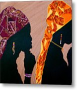 Thought And Prayer Metal Print