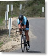 Time Trial 19 Metal Print