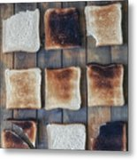 Toast Metal Print by Joana Kruse