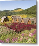 Toong Bua Tong Forest Park Metal Print