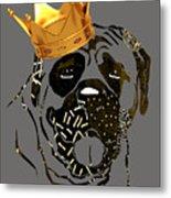 Top Dog Collection Metal Print