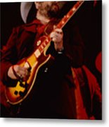 Toy Caldwell Of Themarshall Tucker Band At The Cow Palace Metal Print