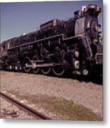 Train Engine #2732 Metal Print