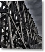 Tressel From The West Metal Print