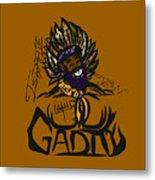 Tribe Of Gad Metal Print