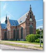 Trinity Church In Kristianstad Metal Print