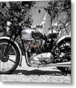 Triumph Tiger 100 1939 Metal Print