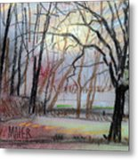 Turner South Metal Print