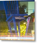 Unglued Metal Print