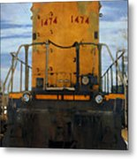 Union Pacific 1474 Metal Print