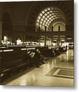 Union Station, Washington Dc 1963 Metal Print