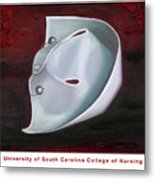 University Of South Carolina College Of Nursing Metal Print