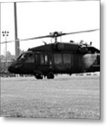Us Army Blackhawks Metal Print