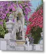 Vacation In Portugal Metal Print