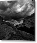 Vasquez Rocks Metal Print