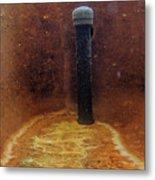 Vichy Springs Carbonated Hot Springs Metal Print