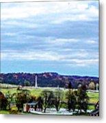 View From Longstreet Tower Metal Print
