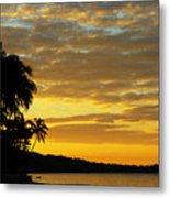Viti Levu, Coral Coast Metal Print