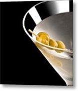Vodka Martini Metal Print