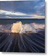 Voices Of Tides Metal Print