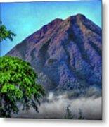 Volcan De Agua, Antigua Guatemala I Metal Print
