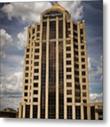 Wachovia Tower Roanoke Virginia Metal Print
