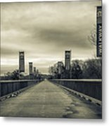 Walkway Over The Hudson Metal Print