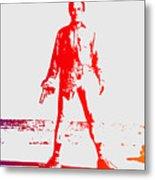Walter White Aka Heisenberg Metal Print