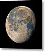 Waning Gibbous Moon / Day 18 Metal Print