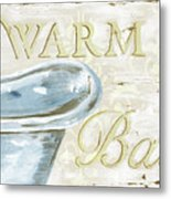 Warm Bath 2 Metal Print