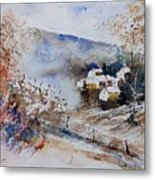 Watercolor 902091 Metal Print